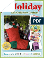 2012 Holiday Gift Guide for Crafters