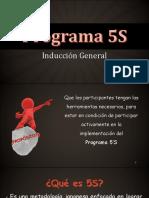 Programa 5S Induccion General