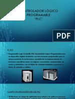 Controlador Lógico Programable PLC