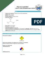 Nitrato de Hierro III Nonahidratado