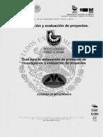 Guia FINAL de Elaboracion de Anteproyecto de Investigacion