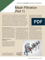 Ziemann Mash-Filtration Part1