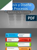 2. Análisis y Diseño de Procesos
