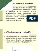 1.5.-Modelado de Elementos Mecánico