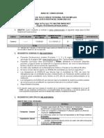 PROCESO DE SELECCIÓN DE PERSONAL POR REEMPLAZO  PARA LA RED ASISTENCIAL HUANCAVELICA