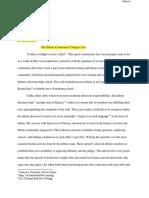 autoethnography portfolio draft
