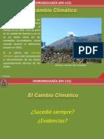 Sesión4_El Cambio Climático-Fenómeno de El Niño