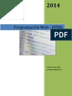Diseño de sitios Web HTML Parte 3