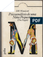 D W Winnicott (1980) Psicoanálisis de una niña pequeña (The Piggle) Gedisa - Copiar.pdf