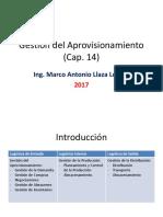 Gestión Del Aprovisionamiento 2017