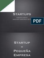 Consejos de como iniciar un Startup (Empresa)