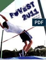 Manual Fuvest 2011
