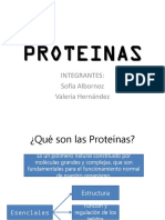 PPT PROTEINAS
