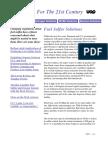 Fuel Sulfur Solutions