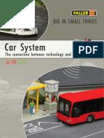 Faller Car System 2014 En
