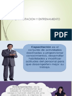 i Unidad Capacitacion y Entrenamiento Clase 1 2017