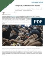 Egipto Bombardea Libia en Represalia Por El Atentado Contra Cristianos Coptos - EL PAÍS