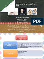 PPT Somatoform Disorder