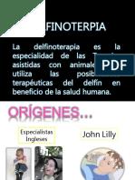 Delfinoterapia 2.0