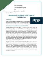 Ing Quimica en El Campo Ambiental