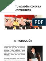 Ppt 5 El Espíritu Académico en La Universidad