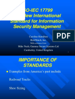 ISO-IEC 17799 The New International Standard for Information Security Management.ppt