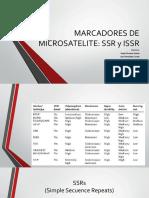 Marcadores de Microsatelite