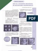 Uso de la ecografía endovaginal en las alteraciones endometriales