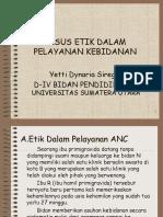 Seminar Kasus Etika