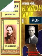 Meirem - Homenaje a Dos Buenos Teósofos Leadbeater & Powell