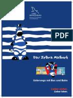 Malbuch Bus Und Bahn 2016