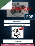 TAUROMAQUIA DIAPO