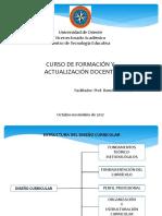 CURFAD. DISEÑO INSTRUCCIONAL EN EL DISEÑO CURRICULAR.pptx