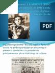 Años 30 a 40 en Peru