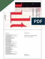 Estetica Etica Y Hermeneutica - Foucault Michel