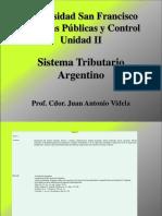 Unidad II - Sistema Tributario