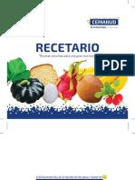 Recetario CEMANUD - Yucatan