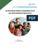 Estrategias Para El Desarrollo de Las Inteligencias Múltiples