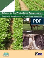 Entorno de Los Productores Agropecuarios