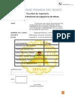 SEGURIDAD DE MINAS
