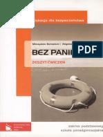 EDB Zeszyt Ćwiczeń Zsz B