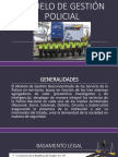 Modelo de Gestión Policial