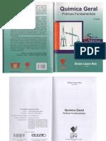 Livro de Quimica Geral Experimental Praticas Fundamentais