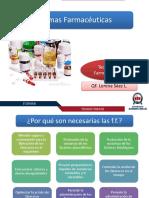 Clase 1 Formas Farmaceuticas