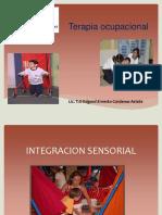 Integracion Sensorial Alas 2016