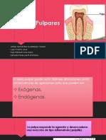Patologias Pulpares generalkes buenas
