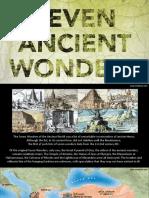 7 Wonders of the World & Other Landmarks