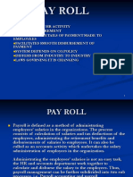 Payroll Ppt