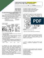 Micr. Word - Geologia Geral