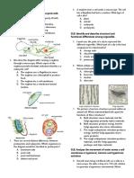 biology assessment